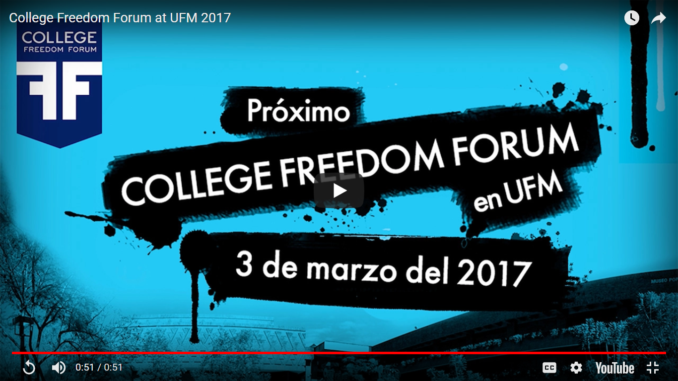 College Freedom Forum in Guatemala
