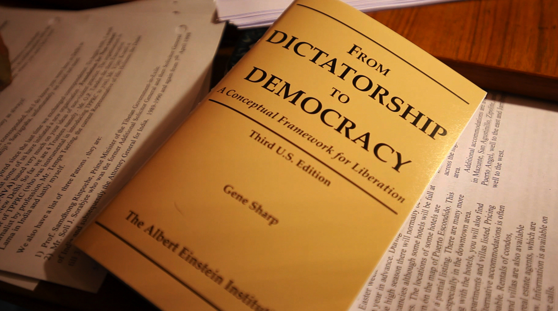 an essay on democracy is better than dictatorship